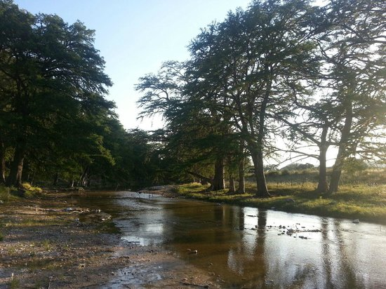 Cypress Frio Waters : part of the property