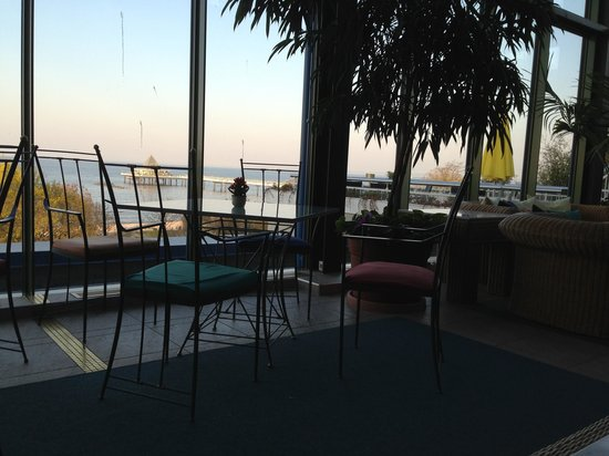 Maritim Hotel Kaiserhof Heringsdorf: Summer Garden