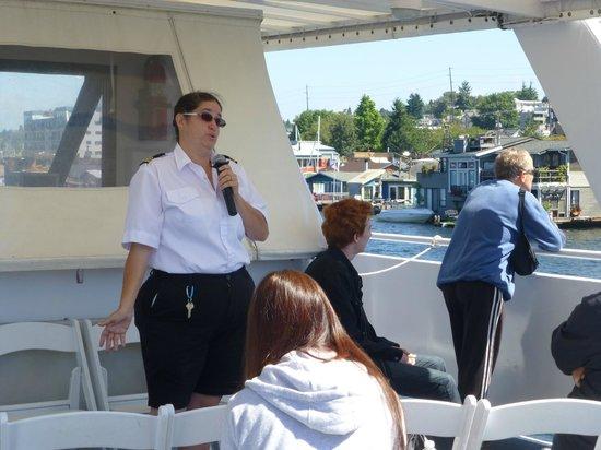 Argosy Cruises - Lake Union : Guide to Lake Union and Lake Washington