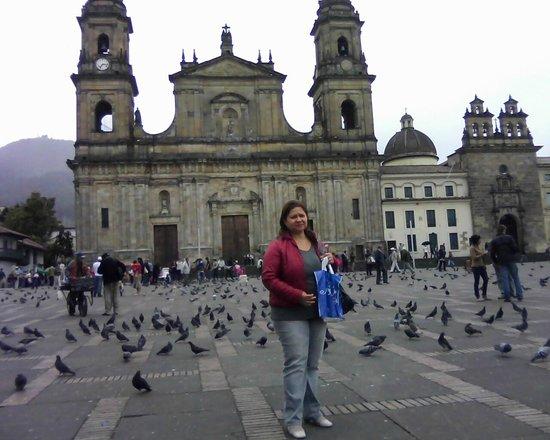 Hotel San Francisco: Catedral Central de Bogotá