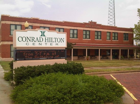 Conrad N. Hilton Memorial Park and Community Center