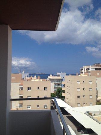 Apartamentos El Moro: Balcony