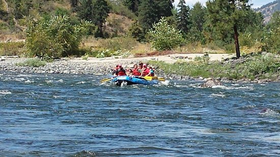 River Recreation Whitewater Rafting Day Trips: A day we will never forget!