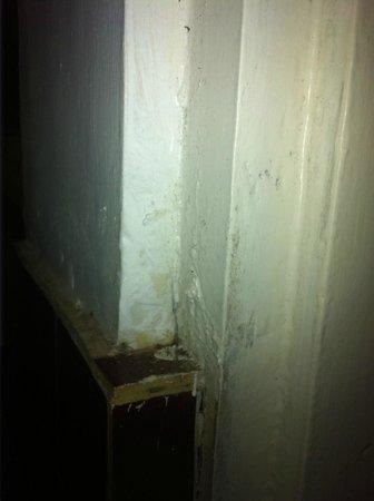 Haus Chandra Hotel : Standard Room - poor finishing attracting dust