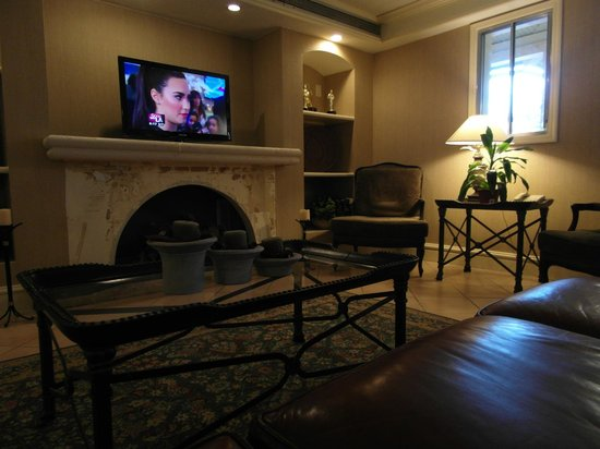 La Quinta Inn & Suites Irvine Spectrum: lobby