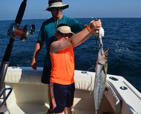 Getaway charters orange beach all you need to know for Orange beach fishing charters