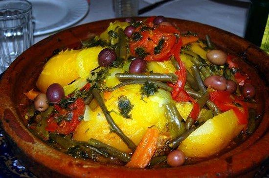 Morocco Best Food Region