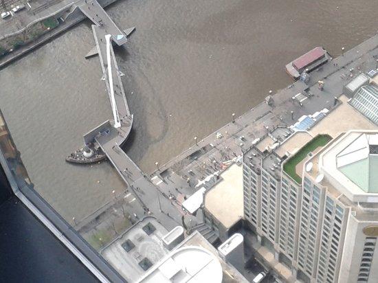 Observatoire de l'Eureka Tower : Vista do alto do predio 2