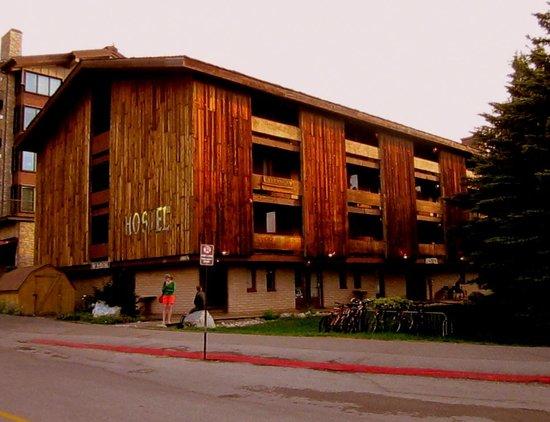 The Hostel: Exterior
