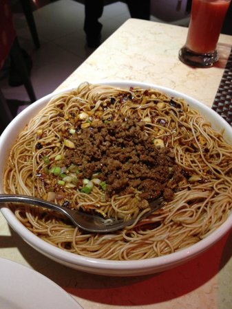 Palace Sichuan Chinese Restaurant: メニュー