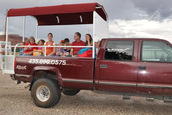 Red Rock Safari - Day Tours