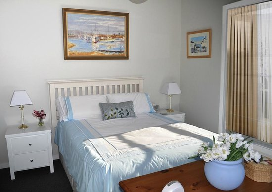Tanderra Bed & Breakfast: Double Bedroom