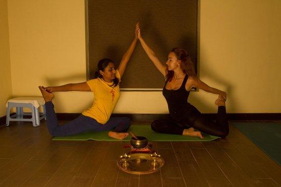 Pride Sun Village Resort and Spa: yoga