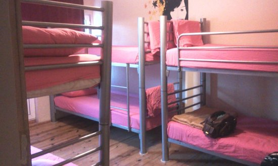 Taksim Lounge Hostel: 6-Bed Room - Female