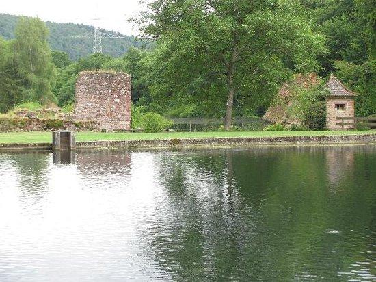 Former Monastery Grunau