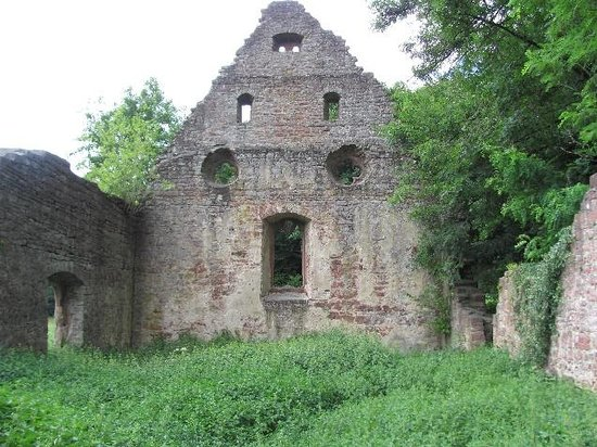 Bavaria, Germany: ruin