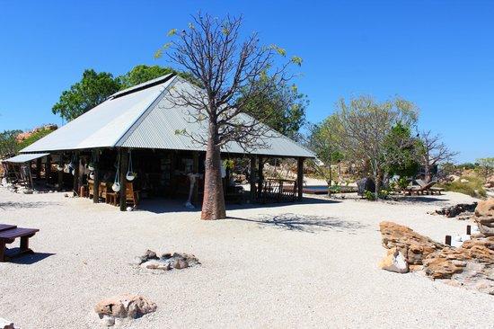 Kimberley Coastal Camp : The Shed
