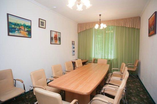 Tourist Hotel: Переговорная комната