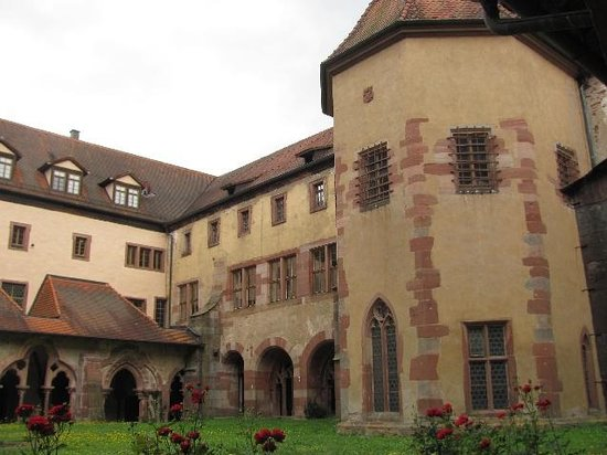 Wertheim, Germany: monastery