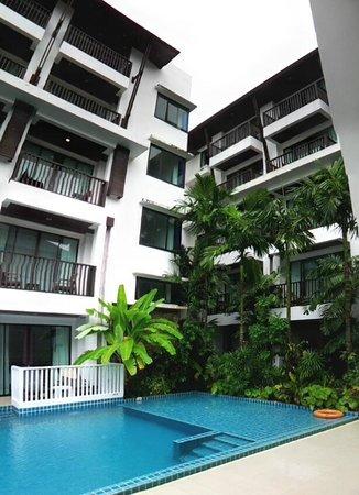 Apasari Krabi : Hotel Rooms