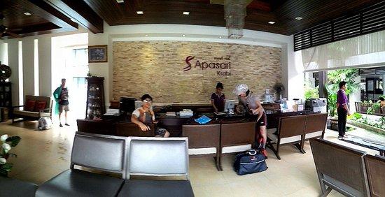 Apasari Krabi: Reception
