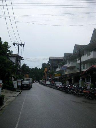 Apasari Krabi: Outside