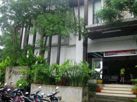 Apasari Krabi: Front view