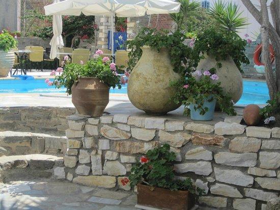 Hotel Fotilia: Espace piscine