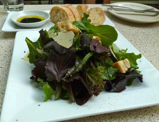 Noli: Side salad