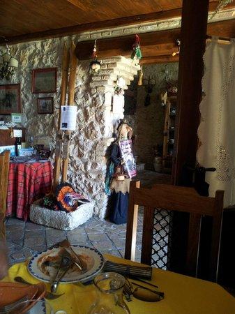 The Witches Inn - Relais Restaurant: Il ristorante