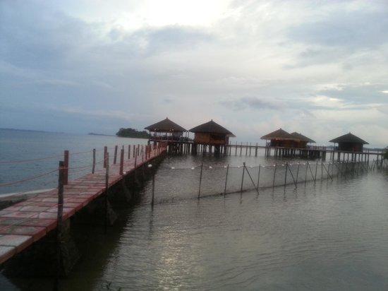 Loola Adventure Resort: Our hut