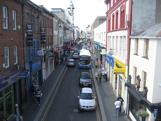 Ferryquay Gate: Ferryquay Street