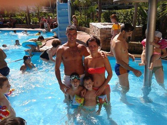 Hotel Aragosta : NOI AL LIDO