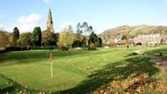 White Platts Recreation Ground: Mini Golf Course
