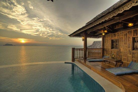 Ko Yao Yai, Thailand: Santhiya Royal Grand Pool Villa Suite