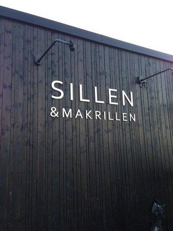 Sillen & Makrillen: fin utsikt