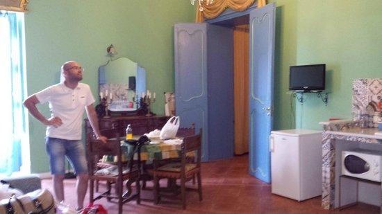 Palazzo Maria: Particolare appartamento Ruggero