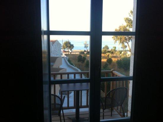 Thirides Beach Resort: Room view