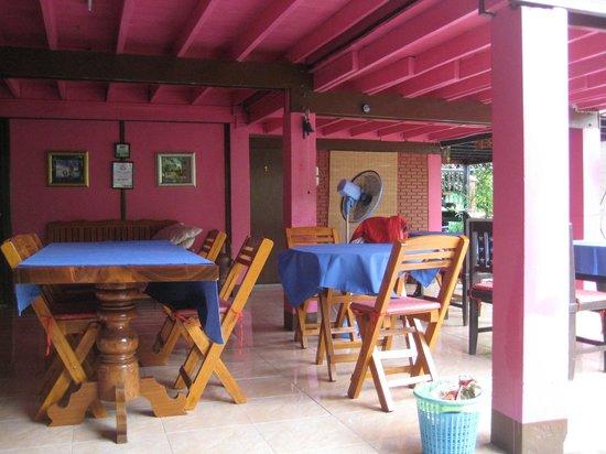 Baan Bua Homestay : restaurant