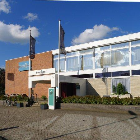 Postillion Hotel Haren Groningen: Postillion Buiten