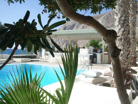 Bellonias Villas : Pool area