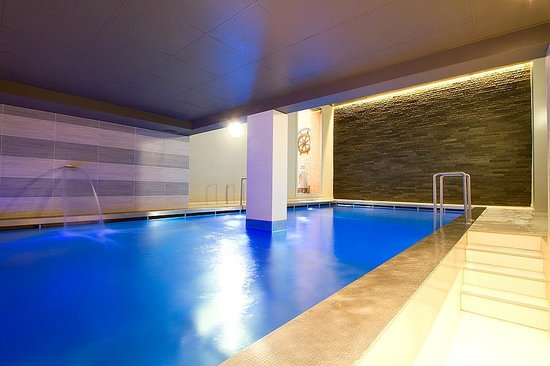 Hotel Bero : Indoor swimming pool
