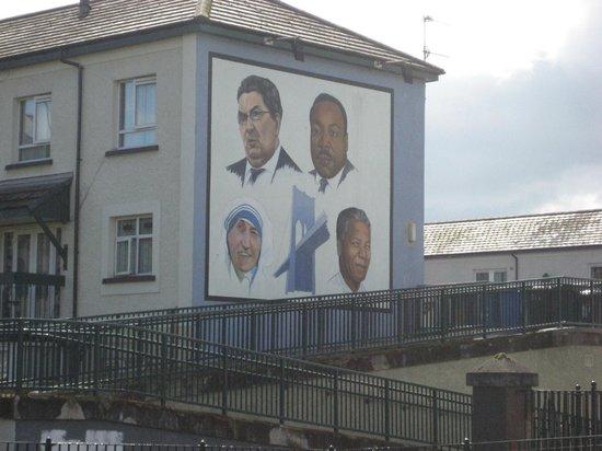 The Bogside Artists: Local Hero, John Hume