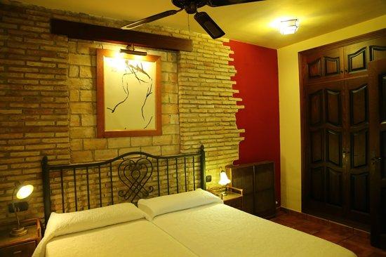Arte Vida Suites & Spa : Bedroom