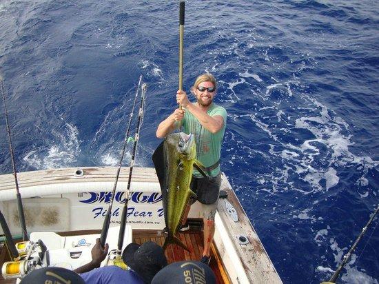 Wild Blue Fishing Charters: Mahi Mahi