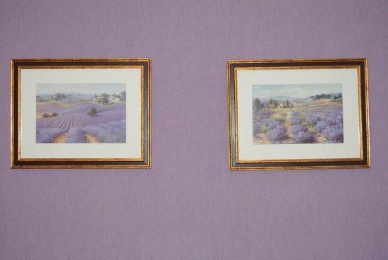 Les Portails Bleus : Lavender-Room