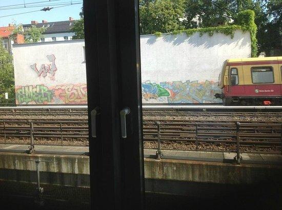 NH Berlin Kurfürstendamm: Blick aus dem Superior Doppelzimmer