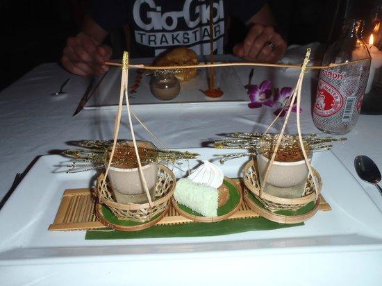 Zazen Boutique Resort & Spa: dessert