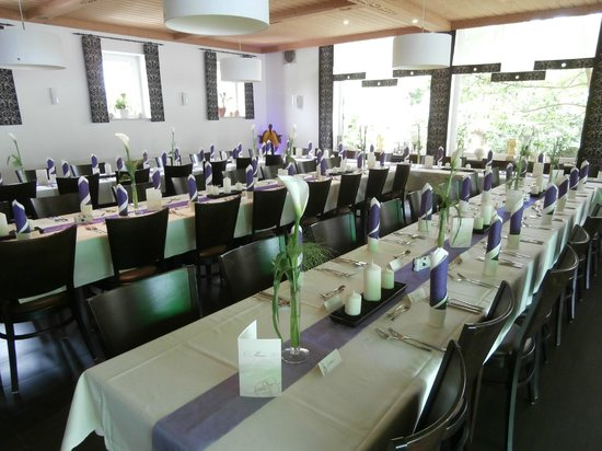 Restaurant Seestern: Schwanensaal 1