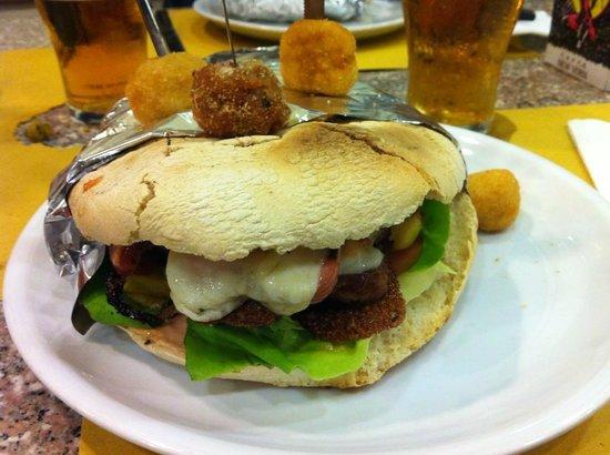 Don Chisciotte: Dragonburger 3